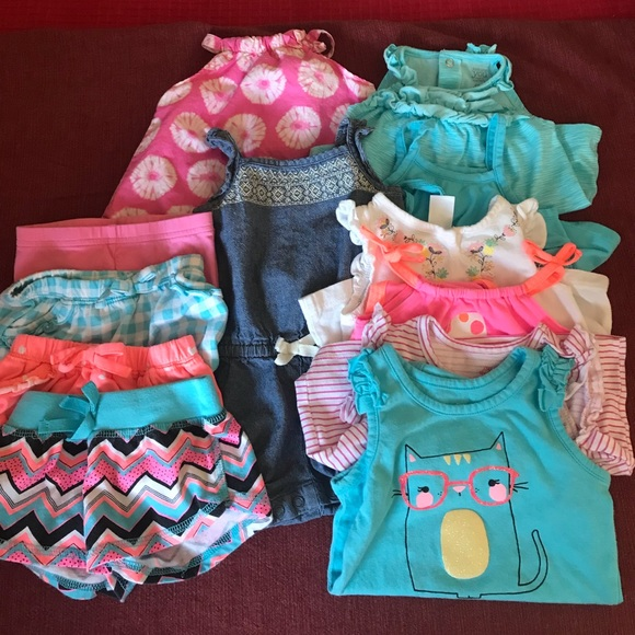 d9325a88d825 Carters and Okie dokie Matching Sets | Bundle Baby Clothes | Poshmark